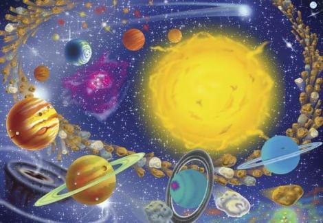 شناخت ایرانیان از منظومه شمسی