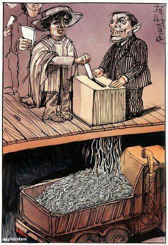 انتخابات در جمهوری اسلامی