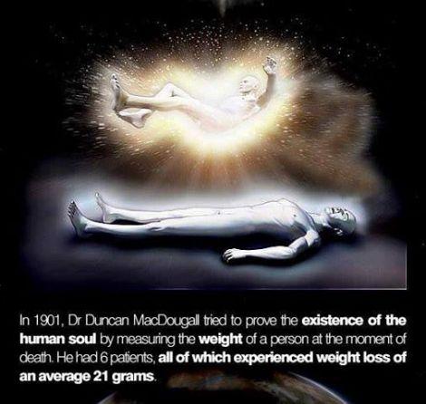 اثبات وجود روح