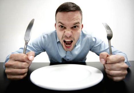 تغییر رفتار گرسنه