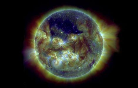 هاله خورشیدی