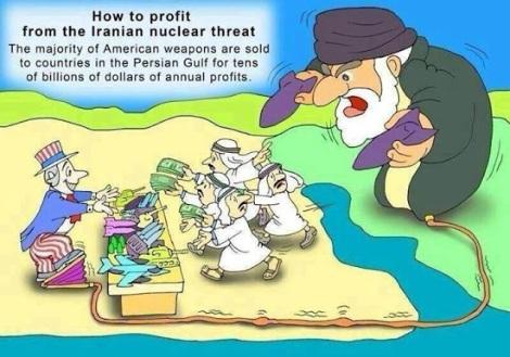 تهدید ایران