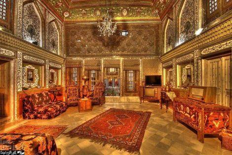 هتل ملک التجار- یزد