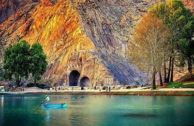 کرمانشاه-طاقوسان(طاقبستان)
