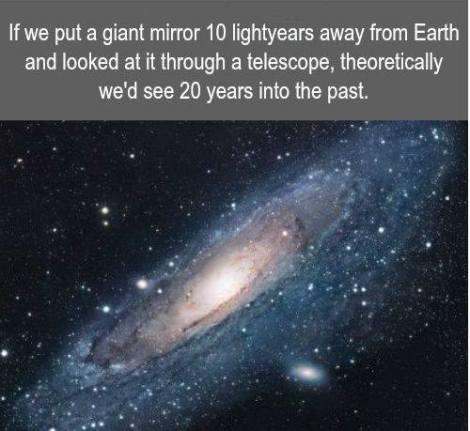 آینه ده میلیارد سال نوری