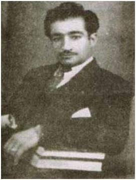 میرمختار کریمپور شیرازی