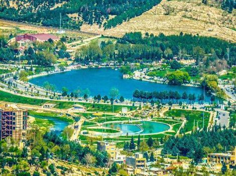 دریاچه کیو خرم آباد لرستان