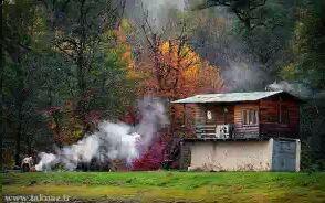 -مازندران-روستای چورت