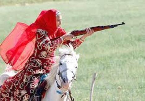Bakhtiyari Lady