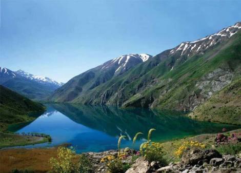 لرستان-دریاچه گهر-درود