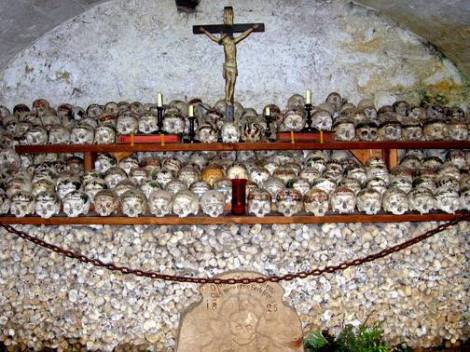 The Cult of Death in Cathoic Church1
