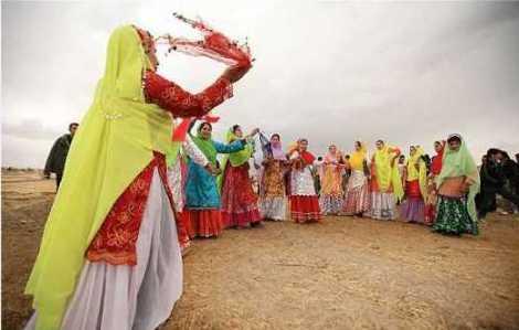 رقص-زنان1