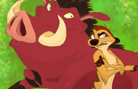 53-Timon-Pumbaa
