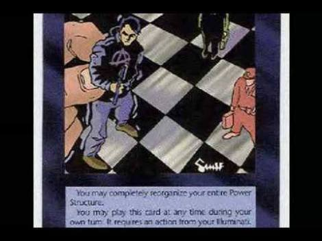 illuminati card game 1995