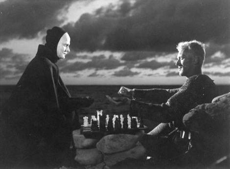 The seventh seal death chess-Ingmar Bergman